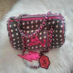 BETSEYVILLE by BETSEY JOHNSON Dottie Handbag.